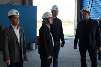 Совместный проект КасМП и инжиниринговой компании (Китай)